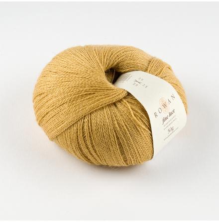 Rowan - Fine Lace, Ochre 930