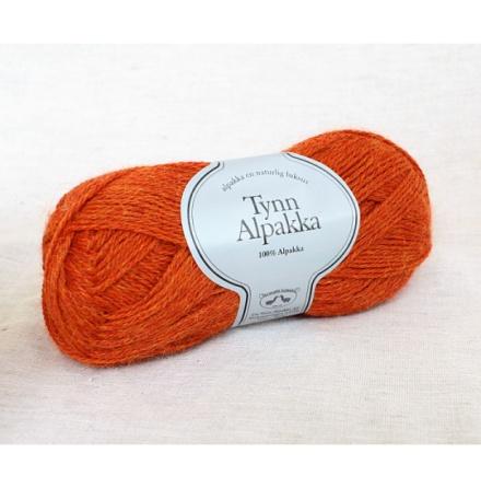 Tynn Alpakka Färg 143