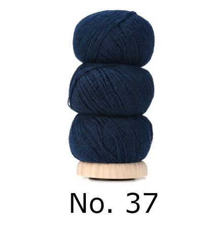 Geilsk Tunn Ull blå 37