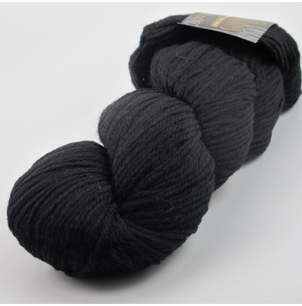 Cascade 220 Heathers, 8555 Black