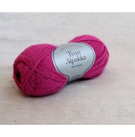 Tynn Alpakka Färg 138