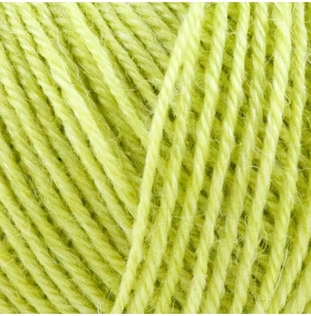 Onion Nettle Sock Yarn, nr. 1014, Lime