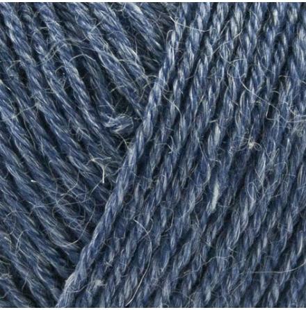 Onion Nettle Sock Yarn, nr.1010, Mörkblå