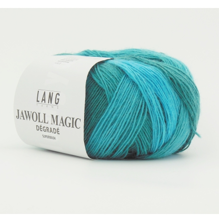 Jawoll Magic Degrade, nr 74 grönturkos