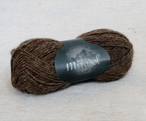 Du Store Alpakka - Mirasol Färg 2004