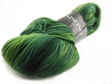 Unisono, grönmelerad nr.1270