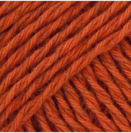 Onion Hemp+Cotton+Modal nr. 410, Orangeröd