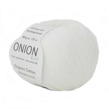 Onion - Organic Cotton Vit 102