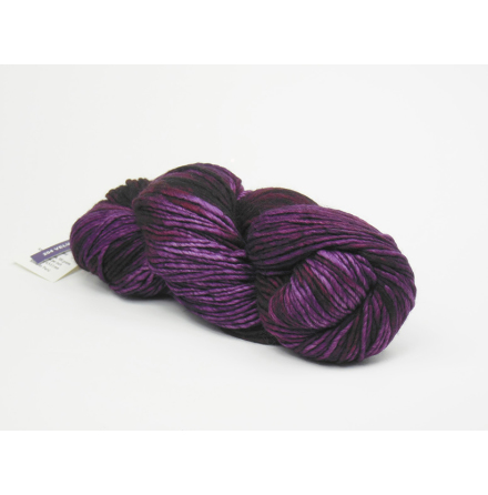 Malabrigo - Worsted, Velvet Grapes 204