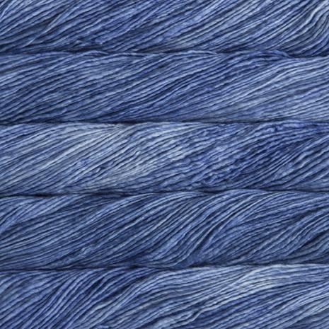 Malabrigo - Worsted, Bijou Blue, 608