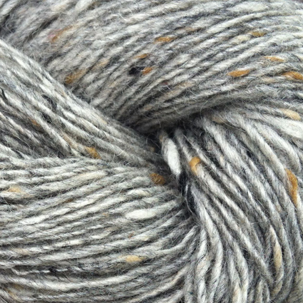 Isager Tweed, Winter Grey