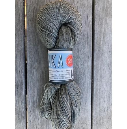 Kalinka 21 Lin/Ull - grå