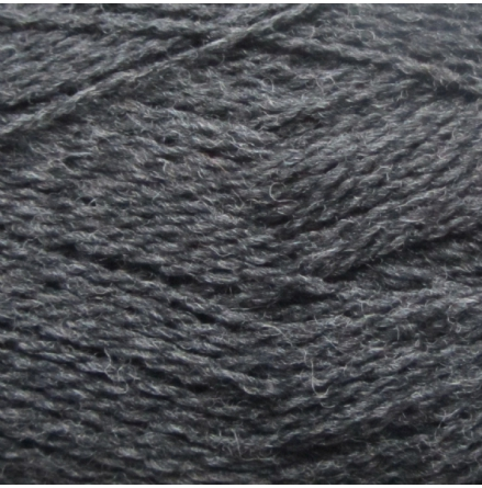 Isager Highland Wool, Charcoal