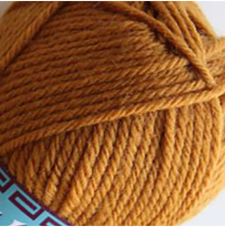 Peruvian Highland Wool - 136 Mustard