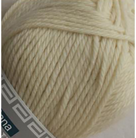 Peruvian Highland Wool - 101 Natural White