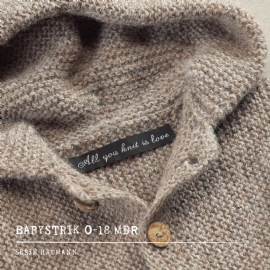 All You Knit is LOVE. Susie Haumann. Baby 0 - 18 mån.