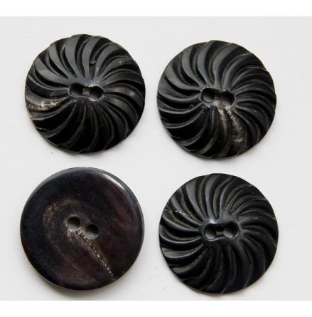 """Knapp """"spiral"""" 21 mm"""
