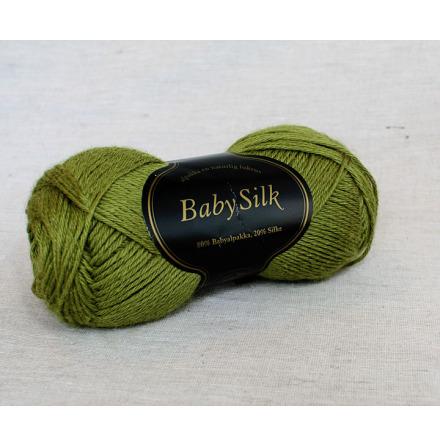 Du Store Alpakka - Babysilk Färg 307