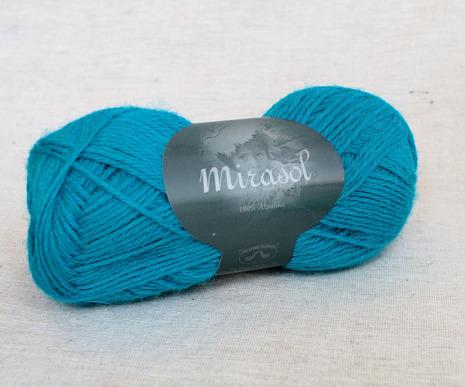 Du Store Alpakka - Mirasol Färg 2013
